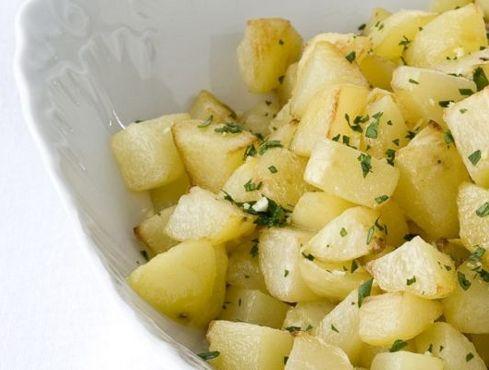 patate al profumo di limone